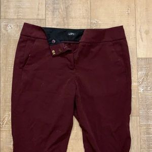 Ann Taylor trousers